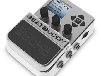 BeatBuddy: una caja de ritmos en formato pedal