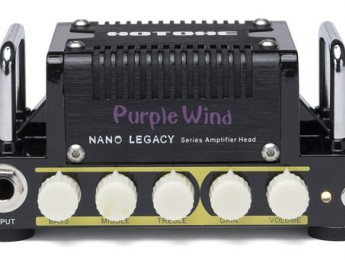 Hotone Audio presenta los Nano Legacy Micro Amp Series