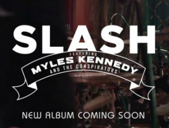 Slash Real to Reel: sigue el proceso de grabación del próximo disco de Slash de principio a fin