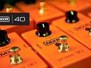 MXR celebra 40 años
