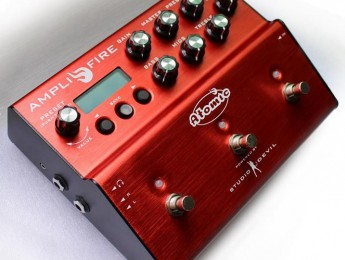 Studio Devil & Atomic Amps Amplifire demo