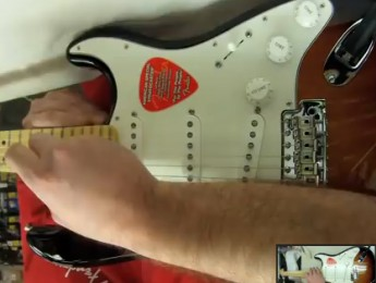 Cómo se fabrica una Stratocaster