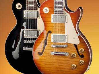 Gibson presenta la ES-Les Paul