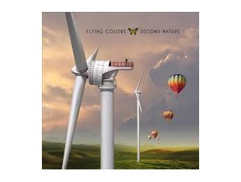 """El nuevo trabajo de Flying Colors, """"Second Nature"""", sale a la venta en septiembre"""