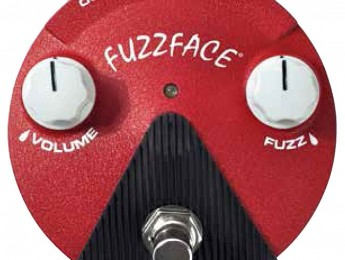 Nuevo Dunlop Fuzz Face Mini Distortion Band Of Gypsys