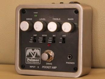 Análisis del Palmer Pocket Amp