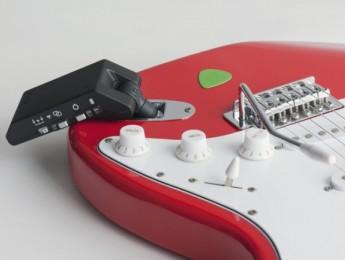 Jack: conecta la guitarra a través de Wi-Fi