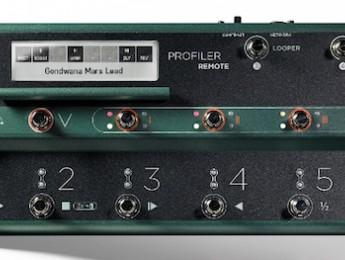Kemper anuncia el Profiler Remote