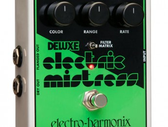 Electro Harmonix presenta el Deluxe Electric Mistress XO