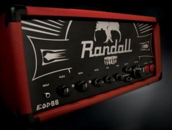 Nuevo amplificador Randall Element Of Doom EOD 88