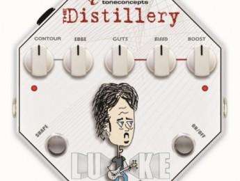 "ToneConcepts presenta ""The Luke"", un overdrive signature para Steve Lukather"