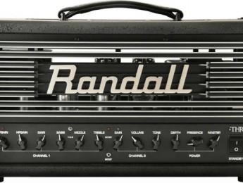 Randall Thrasher 50 y pedales RRED y BLOQ