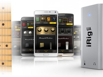 IK Multimedia iRig UA, la primera interface de audio para todo tipo de dispositivos  Android
