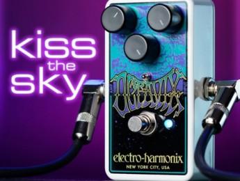 Electro-Harmonix Octavix, un pedal basado en el Octavia Fuzz
