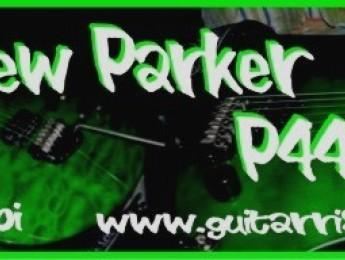 Review Parker P44 pro