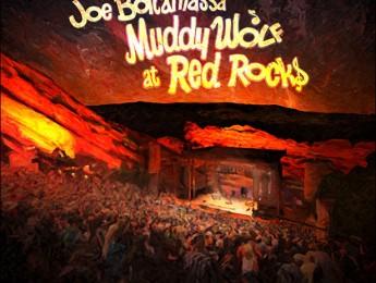 "Disponible el doble CD/DVD de Joe Bonamassa ""Muddy Wolf at the Red Rocks"""