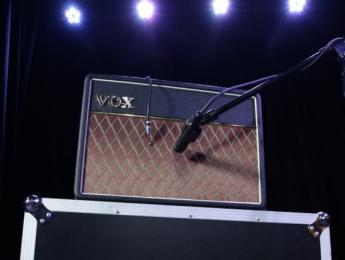 Vox presenta el AC10C1 dentro de su Custom Series