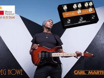 Carl Martin anuncia el nuevo Greg Howe's Lick Box