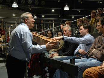 Robert Godin ofrece un seminario gratuito de guitarra en Barcelona