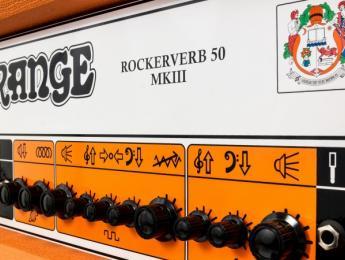 Orange anuncia el nuevo Rockerverb MKIII