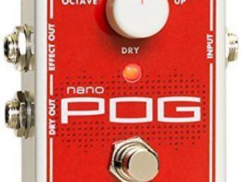 Electro-Harmonix desvela el Nano Pog
