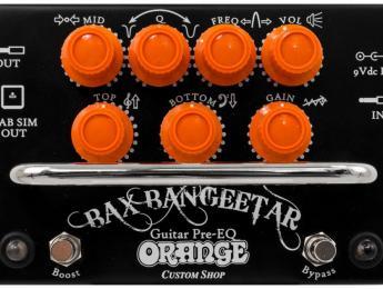 Orange presenta el Bax Bangeetar, su primer pedal en cuatro décadas
