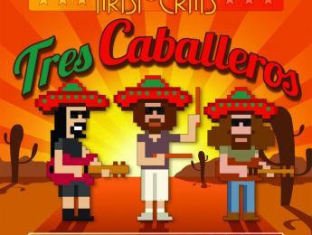 """The Aristocrats presentan la portada y el tracklist de """"Tres Caballeros"""""""