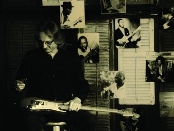 "Escucha ""Bound by The Blues"", el single que da título al próximo disco de Sonny Landreth"