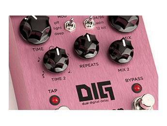 Nuevo Strymon DIG Dual Digital Delay