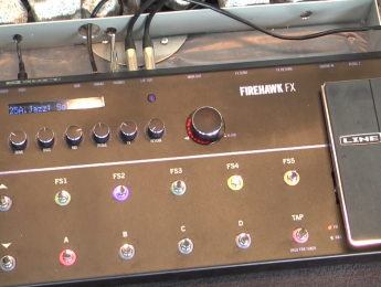 Un vistazo a Firehawk FX de Line 6