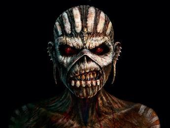 """""""The Book Of Souls"""", el nuevo disco de Iron Maiden, se publicará el 4 de septiembre"""