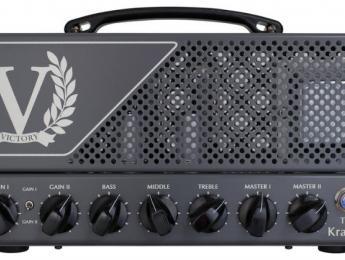 "Victory Amps presenta ""VX The Kraken"", un ampli high gain de dos canales"