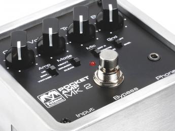 Palmer anuncia el Pocket Amp MK 2
