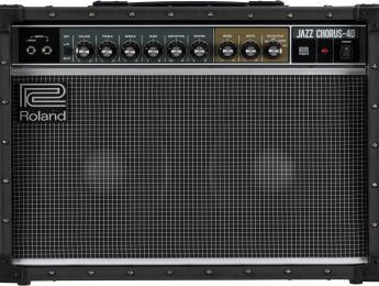 Roland presenta el nuevo JC-40, una versión de 40W del clásico Jazz Chorus