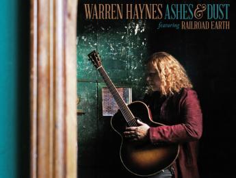 "Escucha ""Ashes and Dust"", el nuevo disco de Warren Haynes"