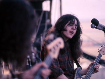 El concierto de Rory Gallagher junto a Taste en The Isle of Wight será publicado en DVD/Blu-Ray