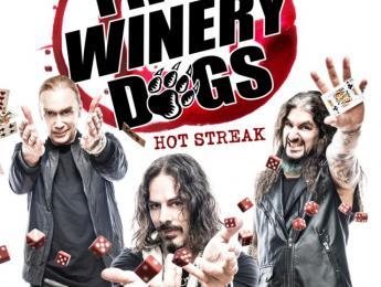 """""""Hot Streak"""" de The Winery Dogs saldrá a la venta el 2 de octubre"""