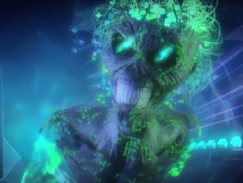 "Iron Maiden presenta el vídeo clip de ""Speed Of Light"""