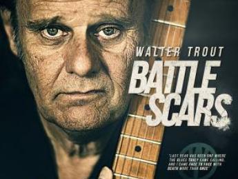 """Escucha """"Almost Gone"""", el tema que abre el nuevo disco de Walter Trout, """"Battle Scars"""""""