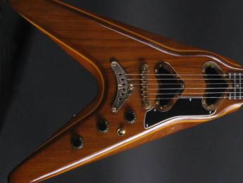 Gibson Flying V2, una pieza de coleccionista un tanto olvidada