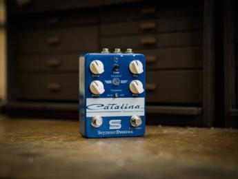 Seymour Duncan presenta el Catalina, su nuevo pedal de chorus analógico