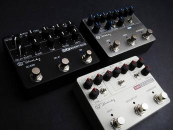 Robert Keeley anuncia sus Workstation Pedals