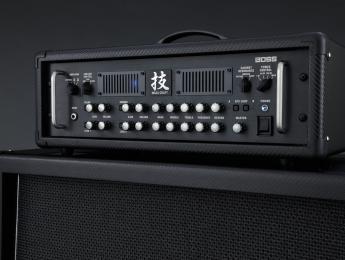 Boss presenta el Waza Amp y los nuevos pedales para 2016