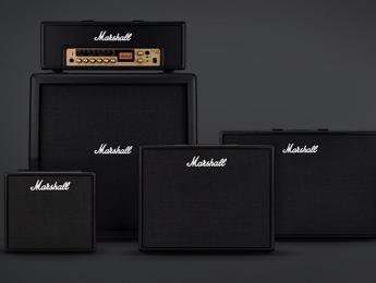 Marshall presenta CODE, una nueva serie amplificadores de modelado