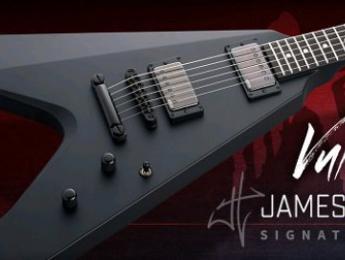 La ESP Vulture, nuevo modelo de James Hetfield de Metallica
