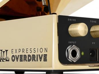 Ernie Ball desvela Expression Overdrive y Ambient Delay