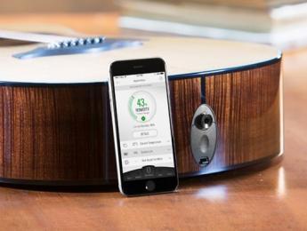 TaylorSense, un sistema para diagnosticar la salud de tu guitarra