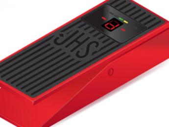 JHS See-Saw, un pedal de volumen con módulos extraíbles