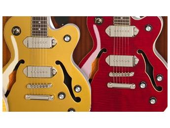 Epiphone lanza la Limited Edition Wildkat Studio