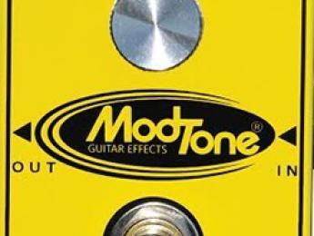 MT-CD Valve Classic Distortion, el nuevo pedal de distorsión de ModTone